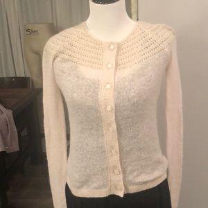 Beautiful button up sweater